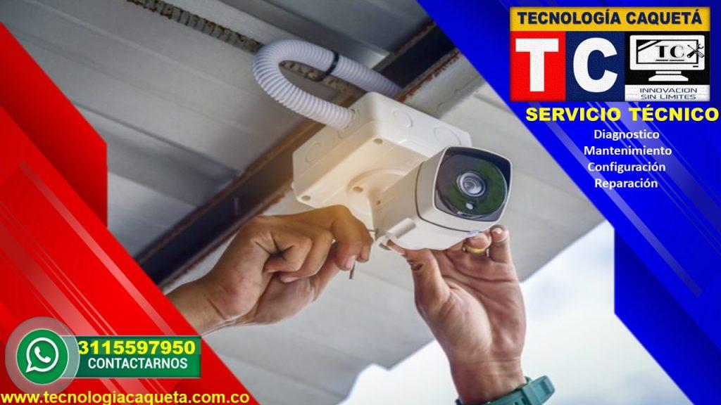Tecnologia Caqueta - Servicio Tecnico Especializado - Diagnostico-Manteniiento-Configuracion de pc-impresoras-redes.