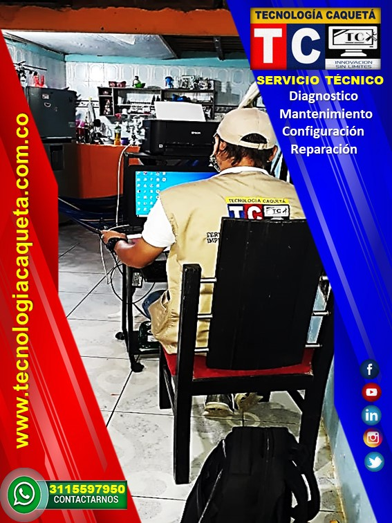Servicios - Tecnologia Caqueta