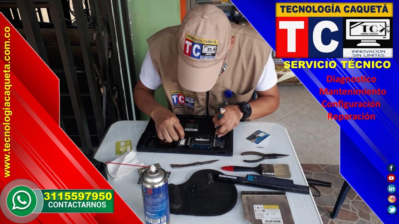 Soporte Técnico TECNOLOGIA CAQUETA en Florencia Caqueta - WhatsApp 3115597950